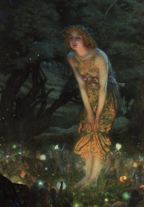 hughes-midsummer-eve-victorian-art